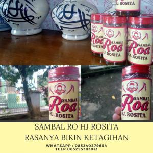 Jual Sambal Roa di Klaten 085255383813