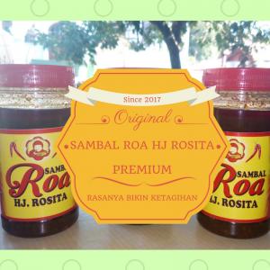 Jual sambal roa di karawang 085255383813