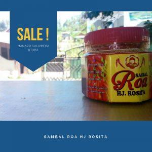 Jual Sambal Roa Di Plotot 085299330523