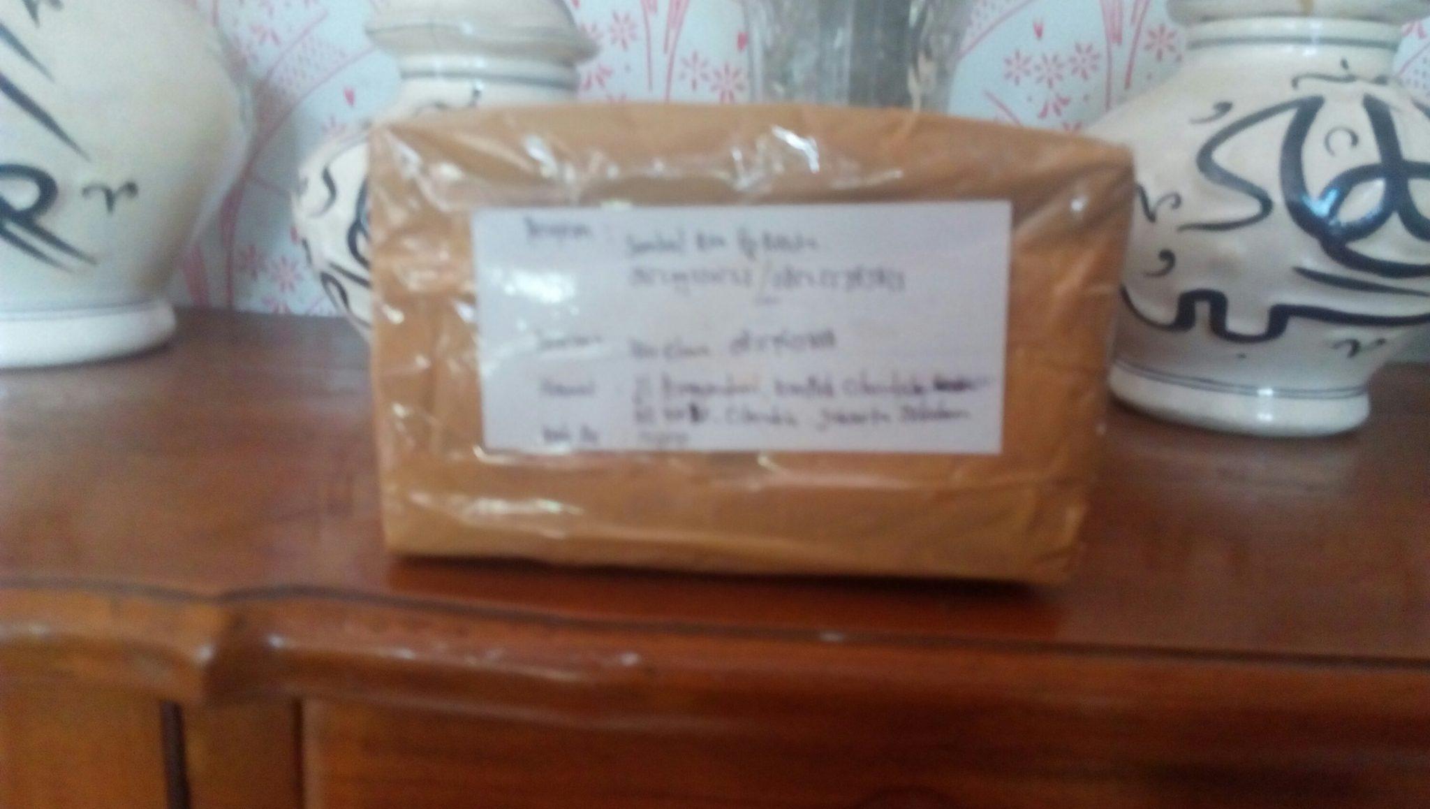pengiriman sambal roa ke cilandak jakarta selatan untuk ibu elma