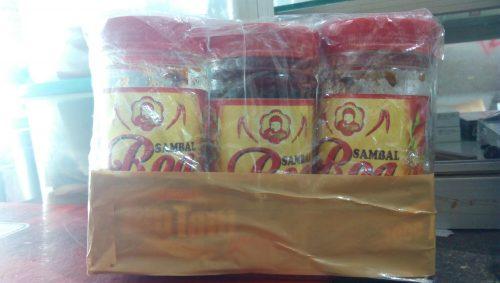 Jual Sambal Roa Di Pemalang 085299330523