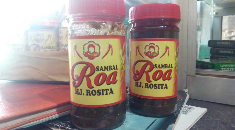 Jual Sambal Roa Di Kebumen 085299330523
