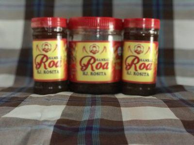 jual sambal roa di kangboi wa 085299330523