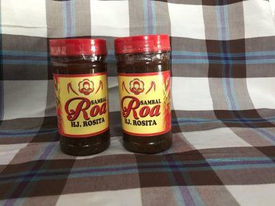 jual sambal roa enak  WA 085299330523