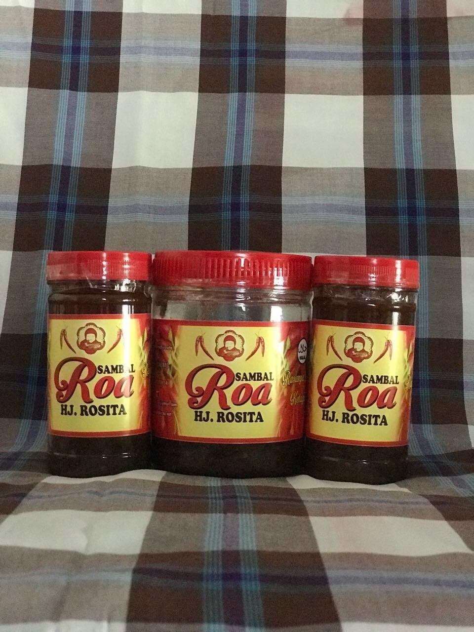 sambal roa 3