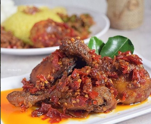 Resep Masakan Ayam Goreng Sambal Balado