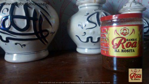 grosir sambal roa di Kulon Progo WA 085299330523