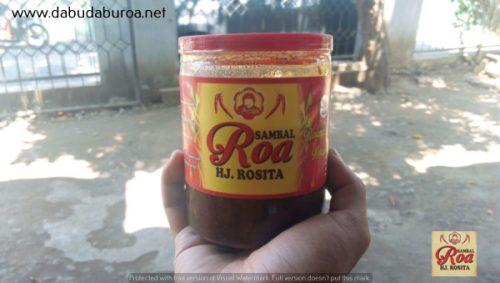 grosir sambal roa di Lumajang WA 085299330523