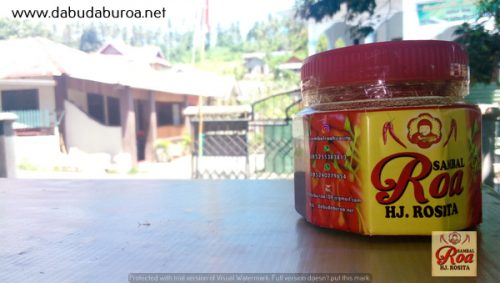 grosir sambal roa di Banyumas WA 085299330523