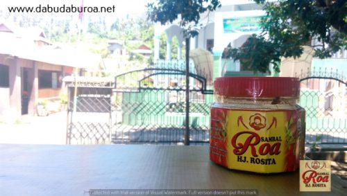 sambal roa paling enak WA 085299330523