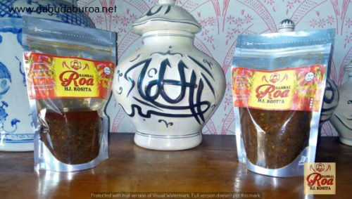 grosir sambal roa di Parigi WA 085299330523