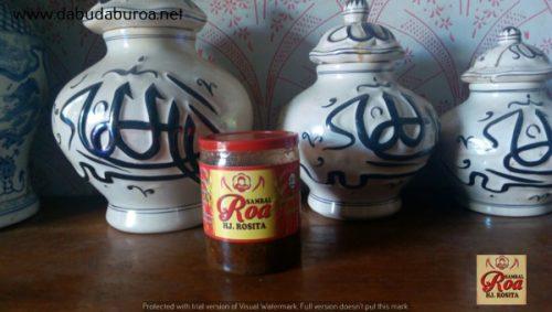grosir sambal roa di Purworejo WA 085299330523
