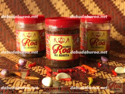 sambal roa production di  Singkawang WA 0852 9933 0523