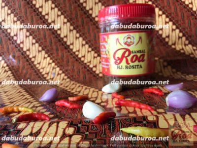 sambal roa di Bangka WA 0852 9933 0523