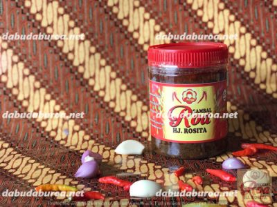 sambal roa khas manado  di Poso WA 0852 9933 0523