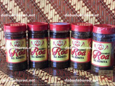 sambal roa paling enak  di Mbay WA 0852 9933 0523