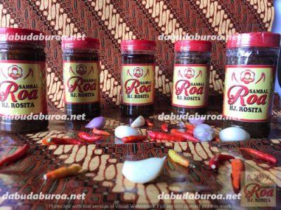 distributor sambal roa  di  WA 0852 9933 0523