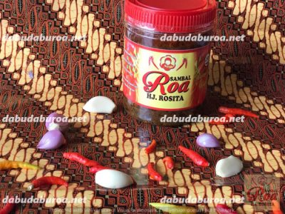 distributor sambal roa  di Ende WA 0852 9933 0523