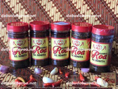 sambal roa khas manado  di Lombok Tengah WA 0852 9933 0523