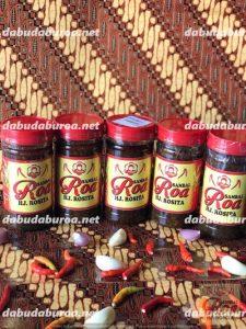 distributor sambal roa  di Barito Kuala WA 0852 9933 0523