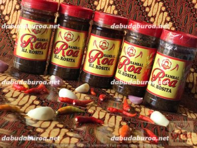sambal roa production di  Alor WA 0852 9933 0523