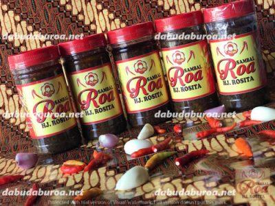 sambal roa production di   WA 0852 9933 0523