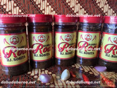 sambal roa production di  Fef WA 0852 9933 0523