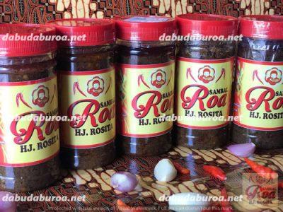 sambal roa manado  di Bobong WA 0852 9933 0523