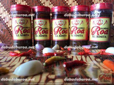 agen sambal roa  di Limapuluh WA 0852 9933 0523