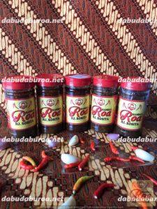 sambal roa manado  di Lubuk Basung WA 0852 9933 0523