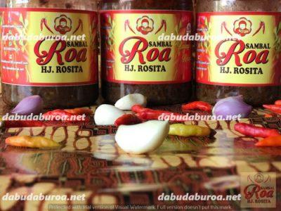 sambal roa di Kapuas WA 0852 9933 0523
