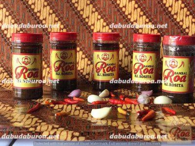 sambal roa manado online  di  Lombok Tengah WA 0852 9933 0523