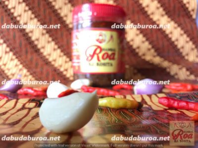 sambal roa enak  di  Pesawaran WA 0852 9933 0523