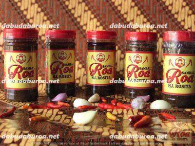 reseller sambal roa di Jayawijaya WA 0852 9933 0523