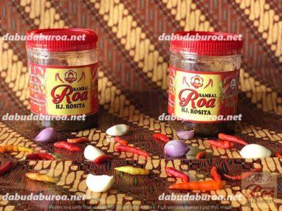 sambal roa paling enak  di Tobadak WA 0852 9933 0523