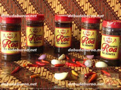 jual sambal roa  di Sentani WA 0852 9933 0523
