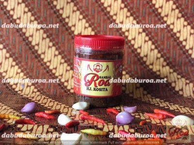 jual sambal roa  di Sarmi WA 0852 9933 0523