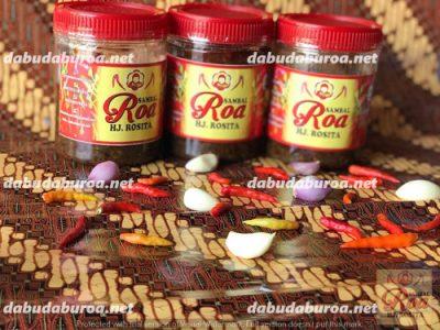 sambal roa paling enak  di Toli-Toli WA 0852 9933 0523