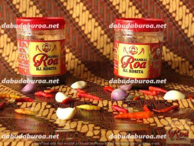 sambal roa online  di  Seba WA 0852 9933 0523