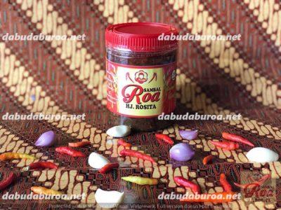 jual sambal roa  di Barru WA 0852 9933 0523