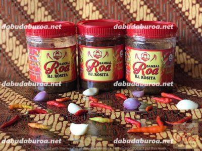sambal roa manado  di Sigi Biromaru WA 0852 9933 0523