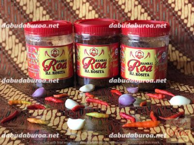 sambal roa paling enak  di  WA 0852 9933 0523