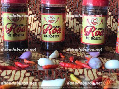 sambal roa  di  Tamiang Layang WA 0852 9933 0523