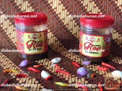 distributor sambal roa  di Situbondo WA 0852 9933 0523