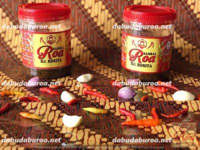 sambal roa  di   WA 0852 9933 0523