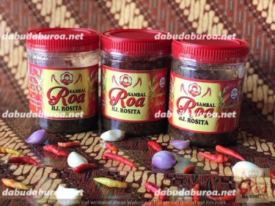 reseller sambal roa di Lahat WA 0852 9933 0523
