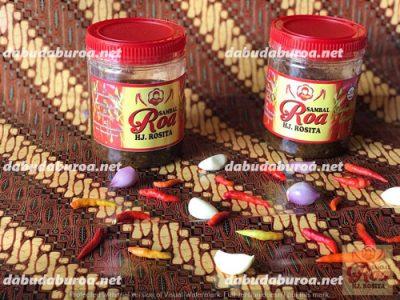 sambal roa enak  di  Kotawaringin Barat WA 0852 9933 0523