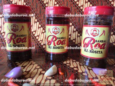 sambal roa online  di   WA 0852 9933 0523