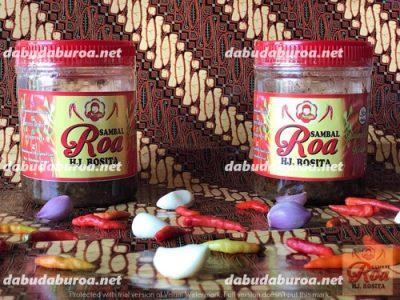 sambal roa enak  di  Lampung Utara WA 0852 9933 0523