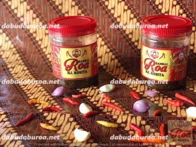sambal roa manado online di WA 0852 9933 0523